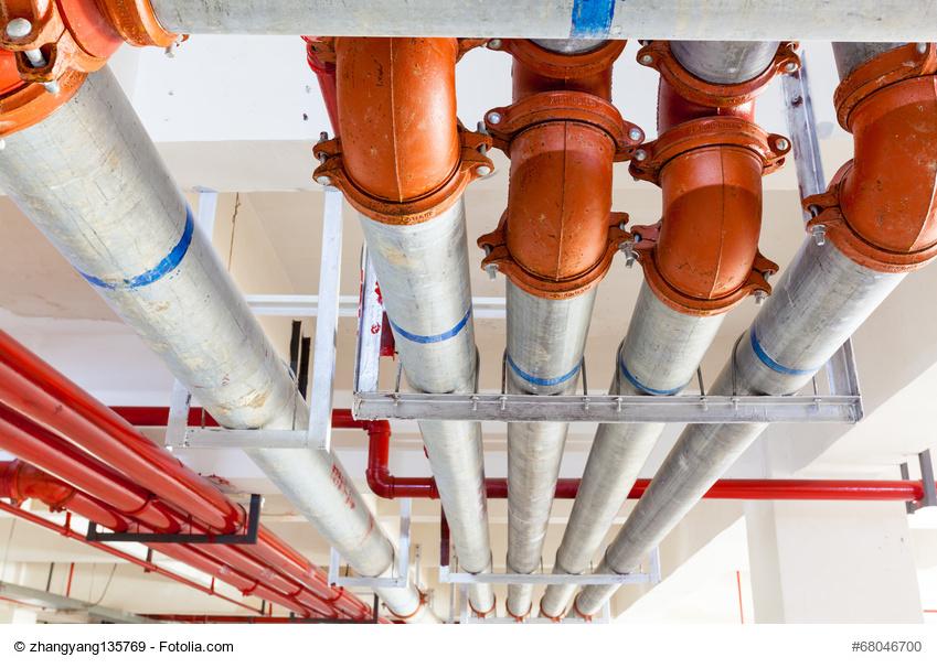 Bevorzugt Abwasserrohre dämmen: Schallschutz & Schutz vor Schwitzwasser! AR07