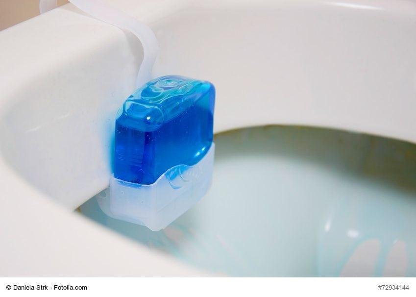Wie sinnvoll sind WC-Steine?