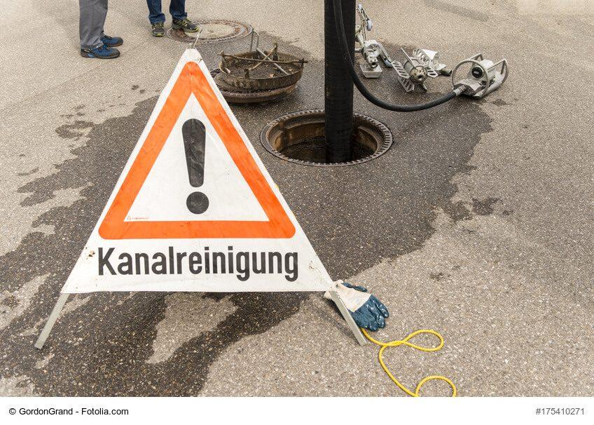 Verfahren zur Kanalreinigung