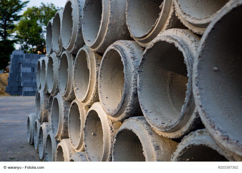 Abflussrohre – Welche Materialien gibt es?
