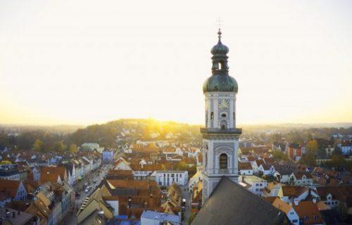 Katholische Kirchenstiftung St. Georg am Marienplatz in der bayerischen Stadt Freising Rohrreinigung München