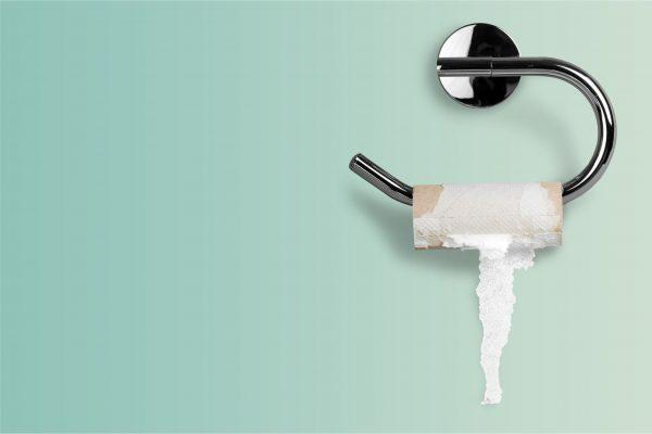 Coronavirus: Fehlendes Toilettenpapier und verstopfte Rohre